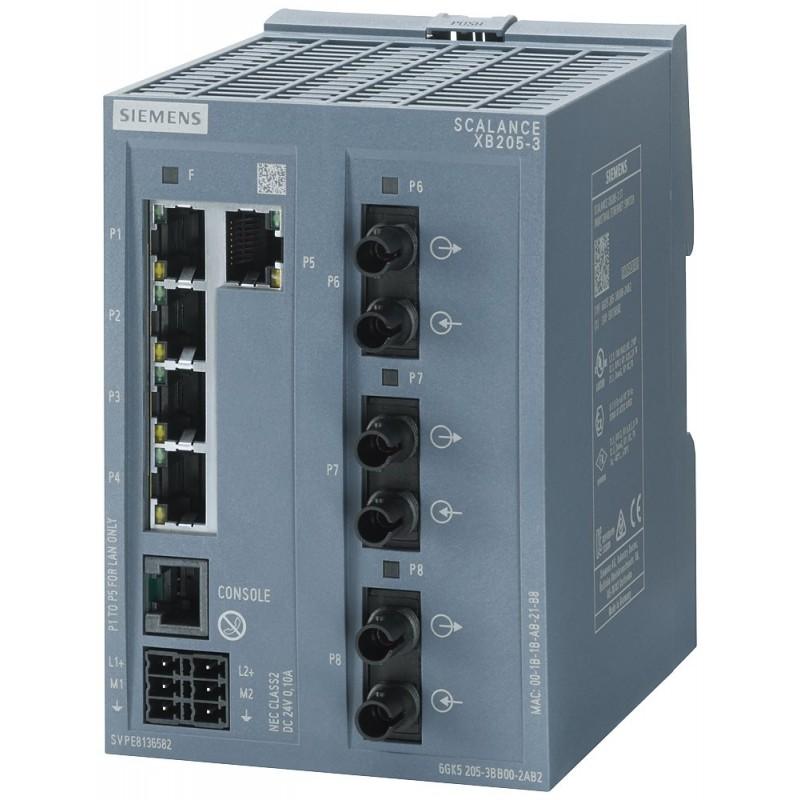 6gk5008 0ba00 1ab2 Siemens Plc City