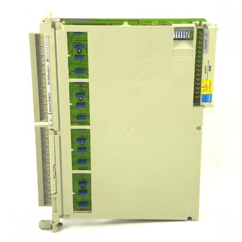 Siemens SIMATIC 6es5458-4ua11