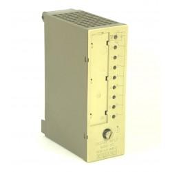 6ES5421-8MA12 SIMATIC S5 421 DIGITAL INPUT MODULE NON-FLOATING, 8 INPUTS 24V DC FOR S5-90U/-95U/-100U, ET 100U, ET 200U