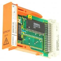 6ES5375-0LC11 SIMATIC S5 375 MEMORY SUBMODULE EEPROM, 2 KBYTES 384 PROGRAM ELEMENTS