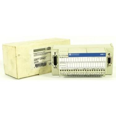 Telemecanique ABE7CPA01 Interfacce Telefast 2 con I/O analogico
