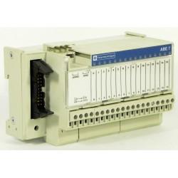 Telemecanique ABE7R16S111 TELEFAST 2 OUTPUT MODULE-16 CHAN-W/EM RELAYS