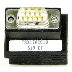 Telemecanique TSX 17 ACC 10 TSX17ACC10 Conector de terminación
