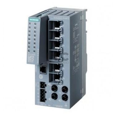 Siemens 6GK5108-0BA00-2AC2 Scalance XC108 versiegelt