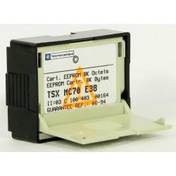 TELEMECANIQUE TSX MC70E38  TSXMC70E38  MODULE MEMORY EEPROM