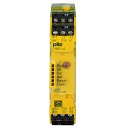 750102 - Pilz - PNOZ s2 24VDC 3 n/o 1 n/c