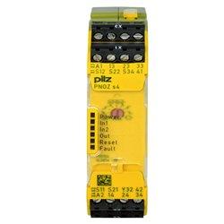 750104 - Pilz - PNOZ s4 24VDC 3 n/o 1 n/c