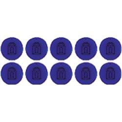 G1000019 - Pilz - PIT gb color cover bl s4