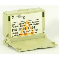 TELEMECANIQUE TSX MC70E324  TSXMC70E324  MODULE MÉMOIRE EEPROM