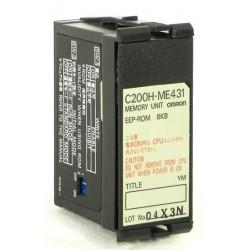 C200H-ME431 OMRON MEMORY MODULE EEPROM 8KB
