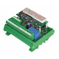 LCD2A+B Laumas Elettronica