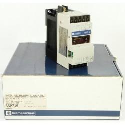 SSP710 Telemecanique ANALOG TRANSMITTER - SCHNEIDER