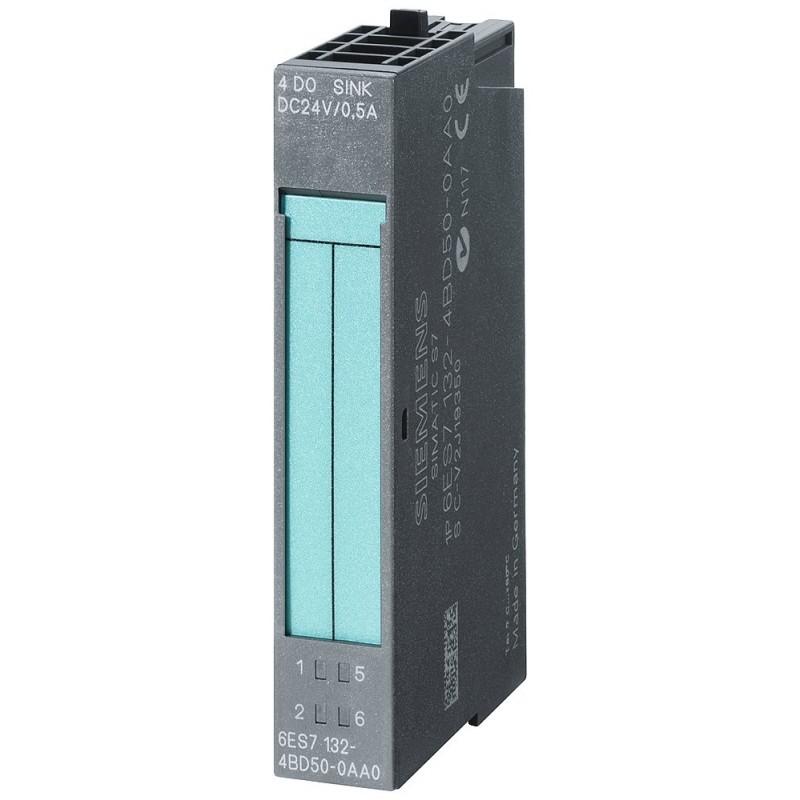 Siemens s7 6es7132-4bd02-0aa0 6es7-132-4bd02-0aa0