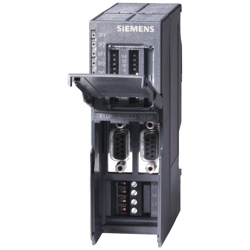Siemens Simatic 6ES7158-0AD01-0XA0 DP//DP Coupler 6ES7 158-0AD01-0XA0 Profibus