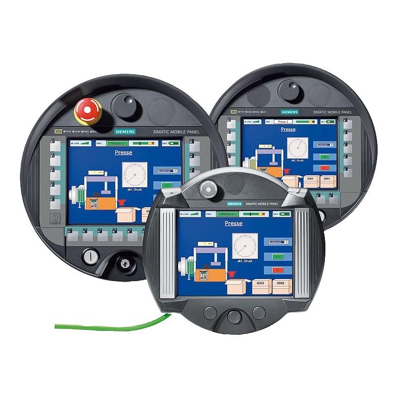 6av6645 0cc01 0ax0 Siemens Simatic Hmi Mobile Panel