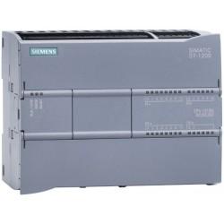 6ES7215-1AG40-0XB0 SIMATIC S7-1200, CPU 1215C, COMPACT CPU, DC/DC/DC, 2 PROFINET PORT, ONBOARD I/O