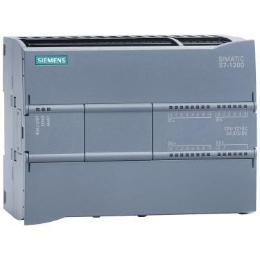 6ES7215-1HG31-0XB0 SIMATIC S7-1200, CPU 1215C, COMPACT CPU, DC/DC/RELAY, 2 PROFINET PORT, ONBOARD I/O