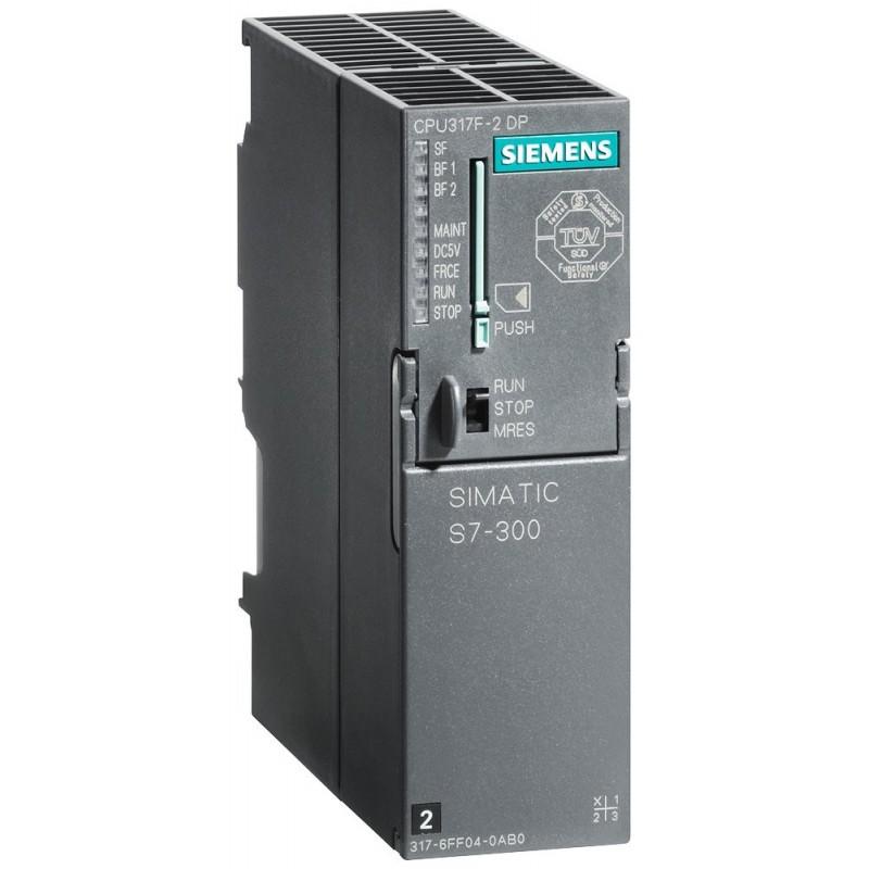 6es7317 6ff04 0ab0 Siemens Simatic S7 300 Fail Safe