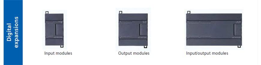 Siemens Simatic S7-200 Digital modules - PLC-City - PLC-City