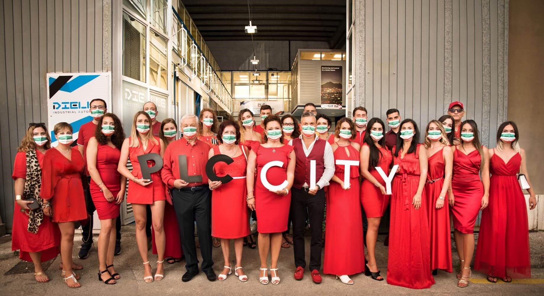 PLC-CITY Team